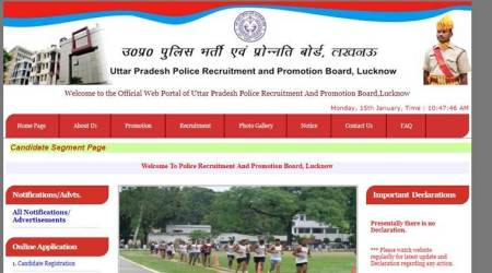UP police vacancy 2018: Apply for 41520 constable posts, class 12th pass can apply