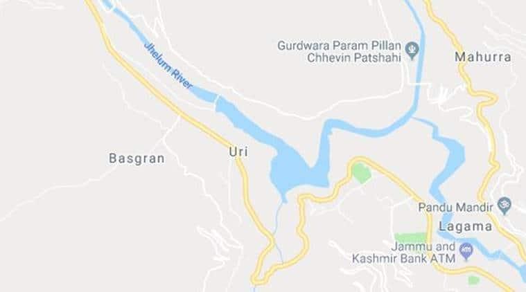 Uri sector, jammu and kashmir, ceasefire