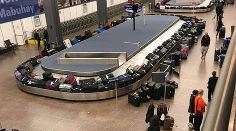 umang, umang portal, umang for lost luggage, luggage left at airport, lost and found app, indian express