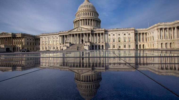 What is in the .3 trillion spending bill before the U.S. Congress