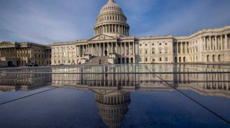 US House passes short-term spending bill; sends to Senate