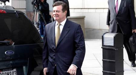 US judge delays setting trial date for Donald Trump's former campaign manager Paul Manafort