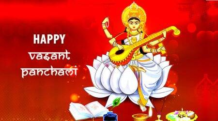 Happy Vasant Panchami 2018: Wishes, Images, Greetings, Maa Saraswati Photos, Quotes, GIFs, WhatsApp and Facebook Status, SMSs