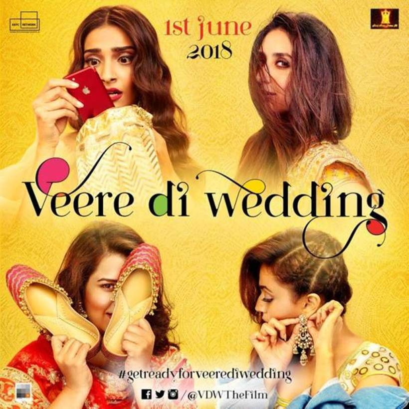 Veere Di Wedding release date