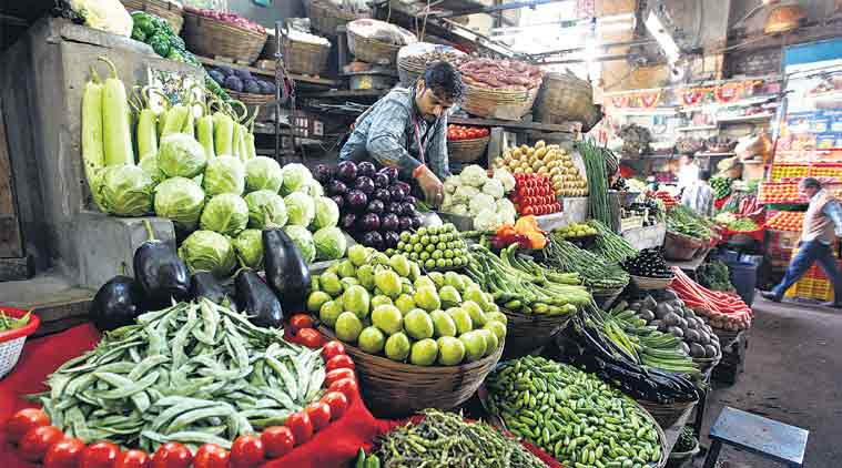 Retail inflation rises for sixth straight month, industrial growth slips to 3.1% in May - The Indian Express thumbnail