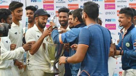 Vidarbha Ranji Trophy-winning team to receive cash award of Rs 3crore
