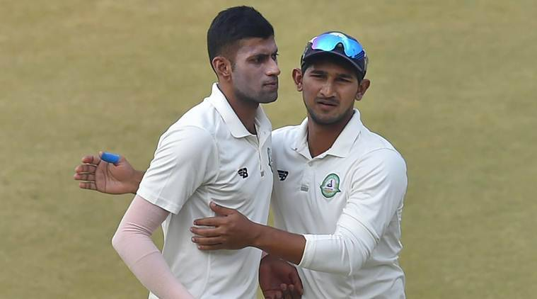 Ranji Trophy final, Ranji Trophy final result, Ranji Trophy result, Vidarbha vs Delhi, Delhi Vidarbha, sports news, cricket, Indian Express