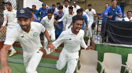 In year of underdog, Vidarbha win Ranji Trophy 2017