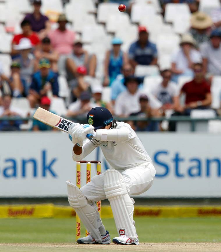 India hit back after Markram and Amla half-centuries