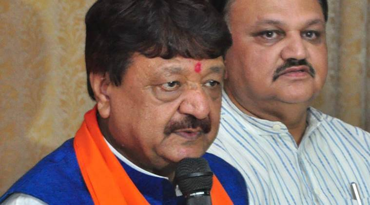 Deserving kin of politicians have right to seek poll ticket: Vijaywargiya