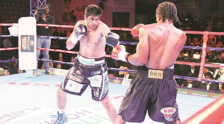 Vijender Singh rises to 6th in WBO rankings