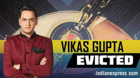 Vikas Gupta is the second runner-up of Bigg Boss 11
