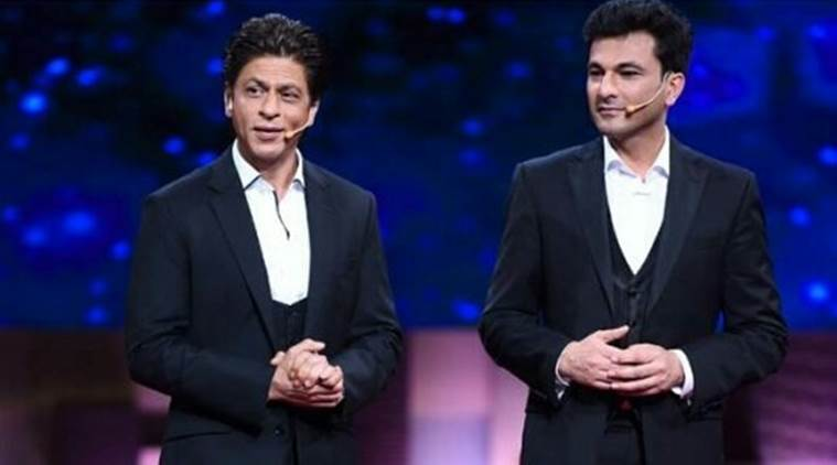 Vikas Khanna srk TED Talks India Nayi Soch