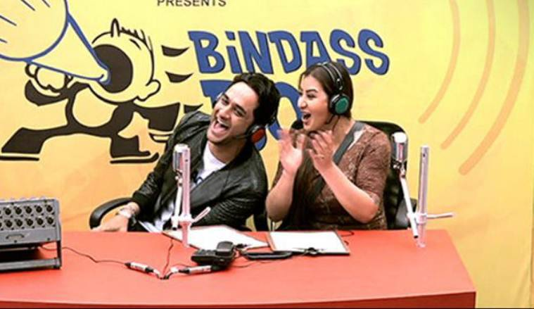 vikas gupta and shilpa shinde became friends in bigg boss 11
