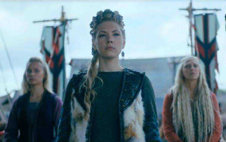vikings season 5 lagertha