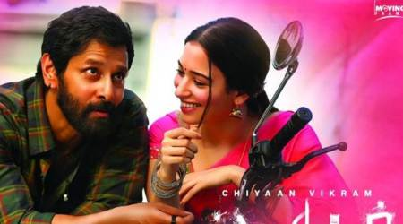 Chiyaan Vikram Sketch movie review