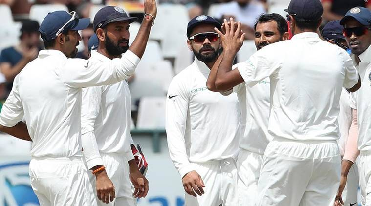 India will play second Test against South Africa in