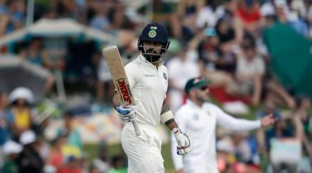 India vs South Africa, India tour of South Africa 2018, Virat Kohli, Virat Kohli batting, Virat Kohli runs, sports news, cricket, Indian Express