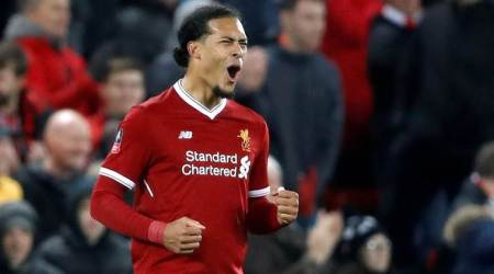 Virgil van Dijk hopes for Champions League triumph to finish off great season