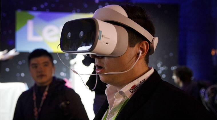 Amazon, Facebook, Oculus VR, Oculus Go, CES 2018, augmented reality, virtual reality, VR, VR headset, AR glasses, Apple, Google, Xiaomi
