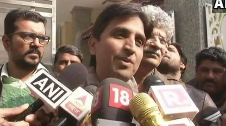 It's confirmed; Kumar Vishwas not going to Rajya Sabha