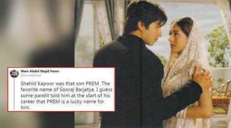 This blogger's Twitter review of Shahid Kapoor-Amrita Rao-starrer Vivah is HILARIOUS!