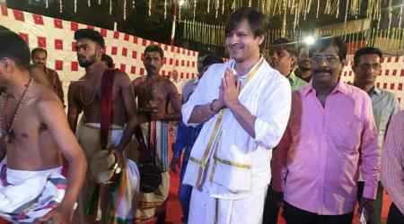 Vivek Oberoi missed his Sabarimala Ayyappa visit after 18 years. Here's why