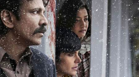 Vodka Diaries movie review: Kay Kay Menon is wasted in this thriller