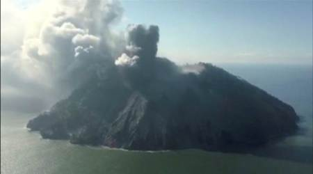 Expert says major eruption in Papua New Guinea could besoon