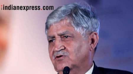 Shopian firing: Ex-Army chief V P Malik demands withdrawal ofFIR
