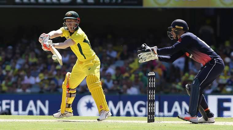 Australia win toss, elect to bat against England