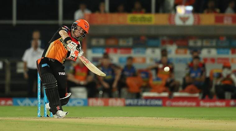 Warner steps down as Captain of Sunrisers Hyderabad