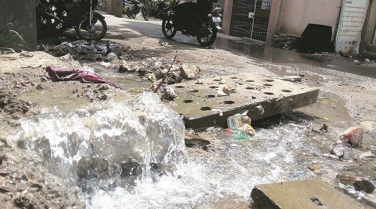 water contamination in mumbai Water along mumbai's coast is dirtiest around juhu, girgaum chowpatty and haji ali, but the city's filthiest water is in the mithi river which flows into the mahim creek maharashtra pollution.