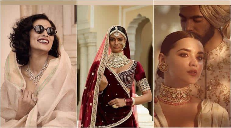 celebrity brides of 2017 style, shireen sambyal, indian celebrity wedding, indian express, indian express news