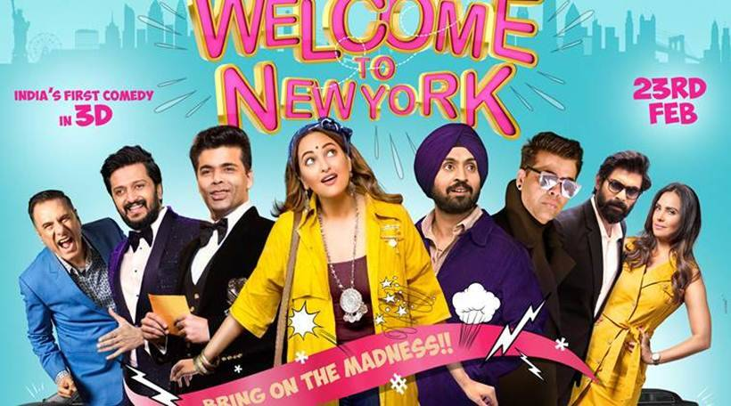 Welcome To New York release date and cast