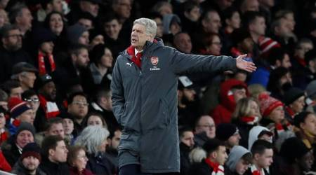 Arsenal are over their difficult January, says Arsene Wenger