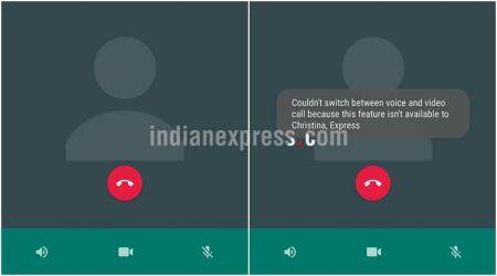 WhatsApp's new update for Android beta comes with quick switch feature from voice to video