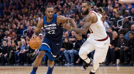 Andrew Wiggins, Jimmy Butler lead Timberwolves to rare romp over LeBron James, Cleveland Cavaliers