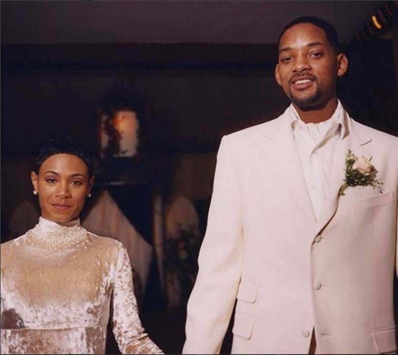 Will Smith and Jada Pinkett Smith complete 20 years of togetherness