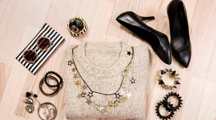 winter wear, what to wear in winters, easy dress up hacks, winter jewellery, indian express, indian express news