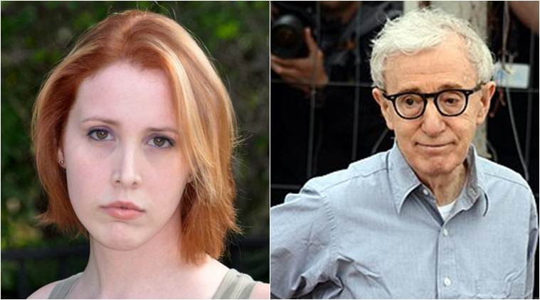 Dylan Farrow On Accusing Woody Allen I M Telling The Truth The Indian Express