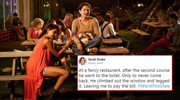 Found out she was my cousin': Twitterati share their worst