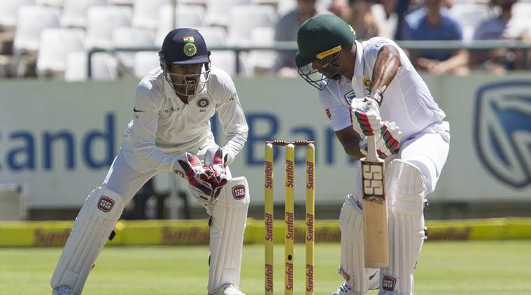 Saha sets Indian wicketkeeping record in Test cricket