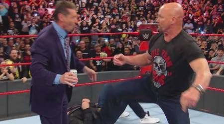 WWE Raw: Stone Cold Steve Austin returns to stun Vince McMahon; watch video