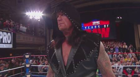 WWE Raw: The Undertaker rises in New York with big announcement
