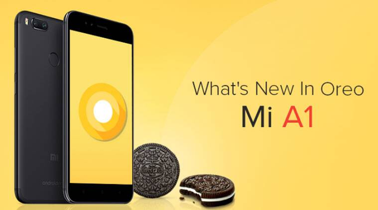 Android 8.0 Oreo rolling out to Xiaomi Mi A1