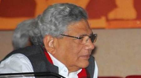 Discussing possible impeachment motion against CJI with other parties: Sitaram Yechury