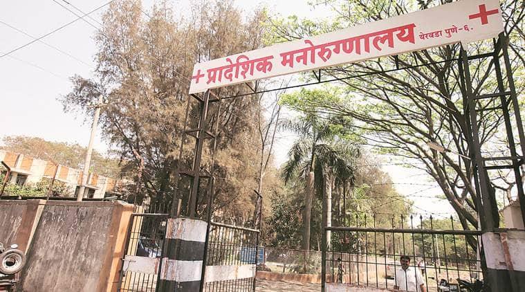 Yerawada mental asylum, patient commits suicide in Yerawada asylum, Sadanand Santram Saravade, indian express, pune deaths