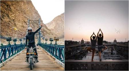 'My BEST year': Moroccan backpacker travels in India for 1 year to capture its cultural beauty