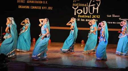 Nine days before youth festival, venue moved from Jaipur toNoida